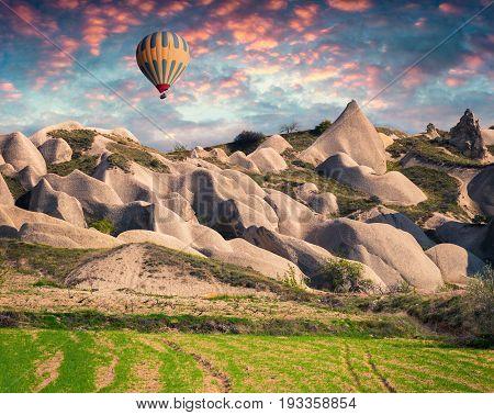 Unreal World Of Cappadocia.