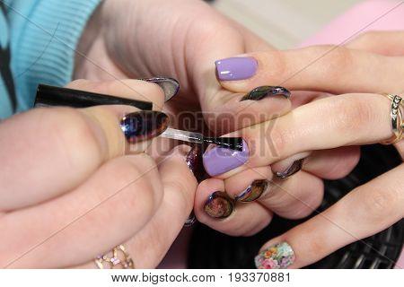 Combined Manicure