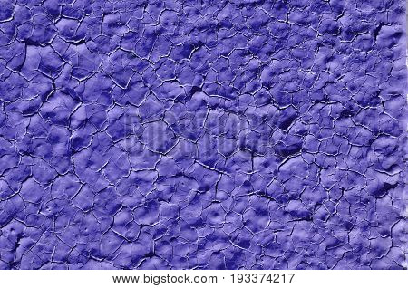 Texture of old paint dark purple background abstract
