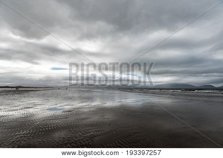 Inch Beach On The Dingle Peninsula