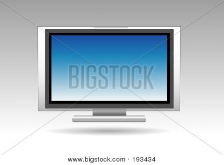 Flachbild-Fernseher