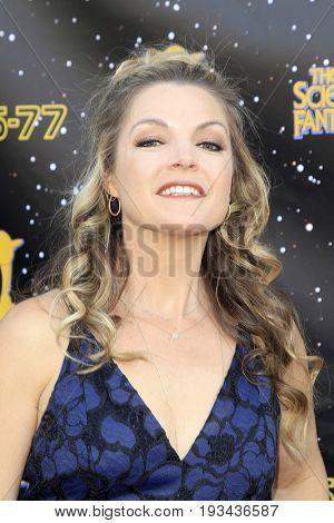 BURBANK - JUN 28: Clare Kramer at the 43rd Annual Saturn Awards at The Castaway on June 28, 2017 in Burbank, California