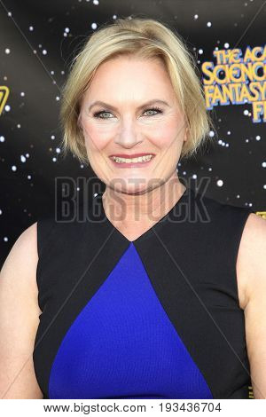 BURBANK - JUN 28: Denise Crosby at the 43rd Annual Saturn Awards at The Castaway on June 28, 2017 in Burbank, California