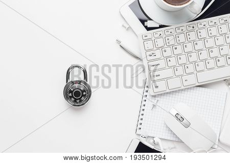 Combination Lock And Different Gadgets