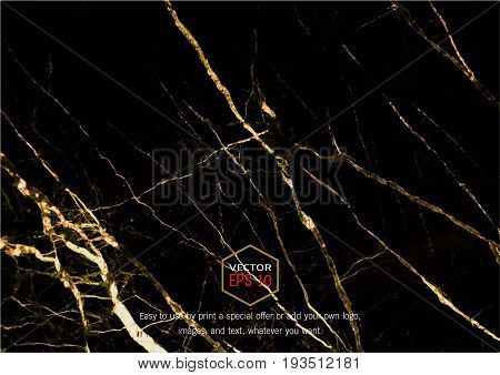 Gold marble texture, Vector background, Trendy template inspiration for your design product, Easy to use by print a special offer or add your own logo, images, and text , whatever you want.