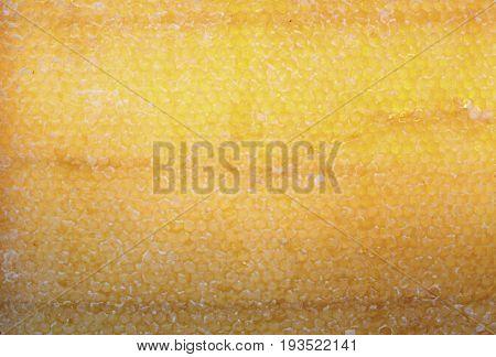 Honeycomb background , close up image .