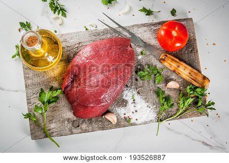 Cooking Beef Fillet