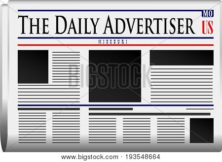 Newspaper for Missouri - Newspaper The Daily Advertiser