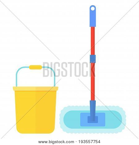 Clean Bucket Mop