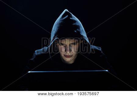 Hand, programming, program, programmer, hacking, hacker, screen, computer, monitor, laptop.