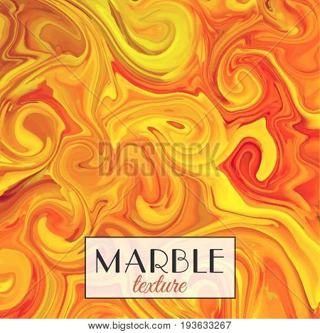 Marbling. Marble texture. Vector abstract colorful background. Paint splash. Colorful fluid. It can be used for design packaging card cover. Vector illustration eps10