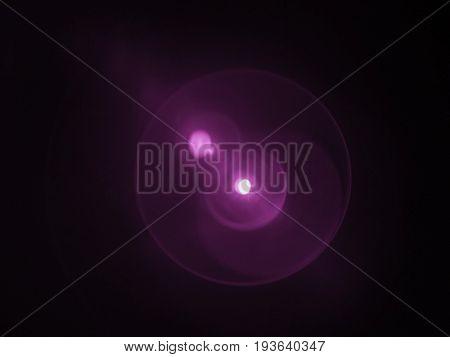 Infrared Light Pulse