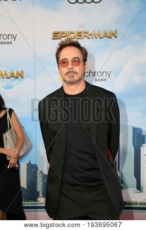 LOS ANGELES - JUN 28:  Robert Downey Jr at the