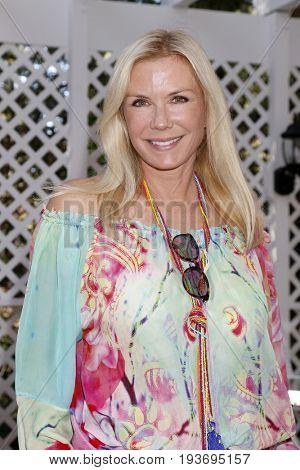 LOS ANGELES - JUL 1:  Katherine Kelly Lang at the