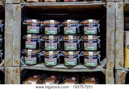 Pistachio Spreads Jars For Sale At Spread Store