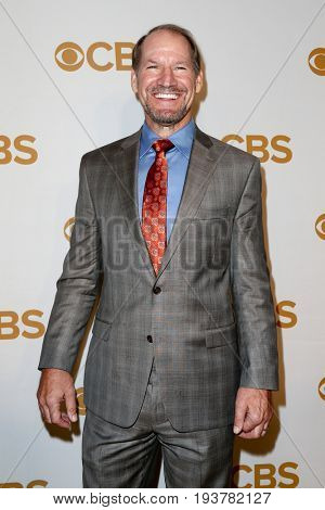 Former Pittsburgh Steelers coach Bill Cowher attends the 2015 CBS Upfront at The Tent at Lincoln Center on May 13, 2015 in New York City.