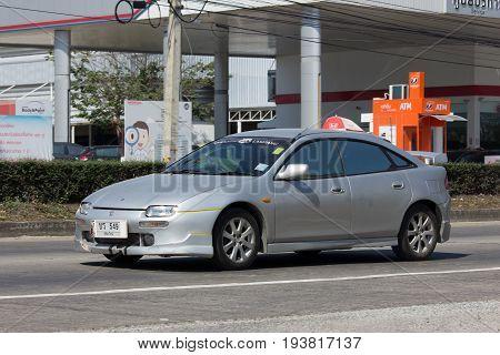 Private Old Car Mazda 323 Astina