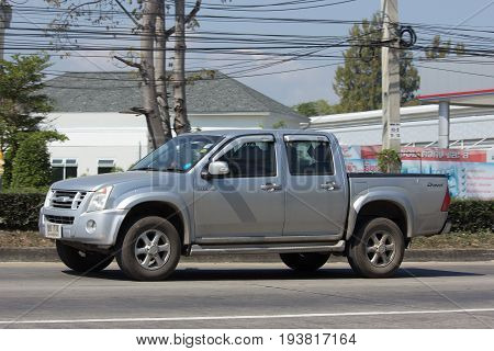 Private Isuzu D Max Pick Up Truck