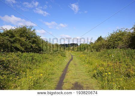 Cinder Footpath