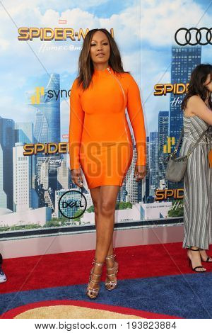 LOS ANGELES - JUN 28:  Garcelle Beauvais at the