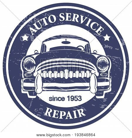 The auto service repair since 1953 year