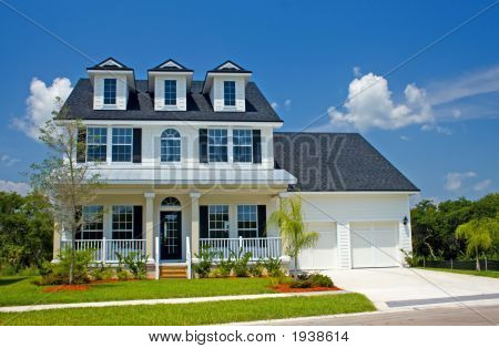 Newly Constructed Coastal Home 2