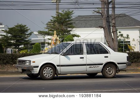 Private Old Car Nissan Sunny