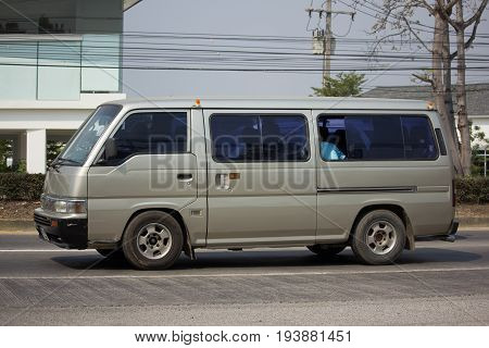 Private Nissan Urvan Van Car