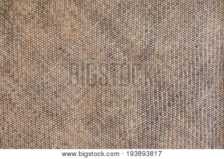 The old woven wood pattern for background