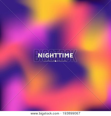 Fluid Colors Background, Square Blurred Background, Purple, Pink