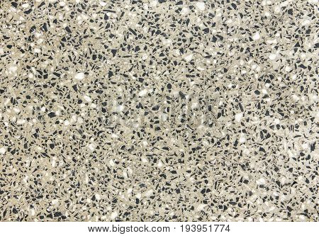 Vintage polished granite flat tile surface texture