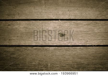 Texture old wood slat floor background  , pattern slat wood