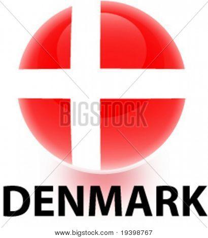 Orb Denmark Flag