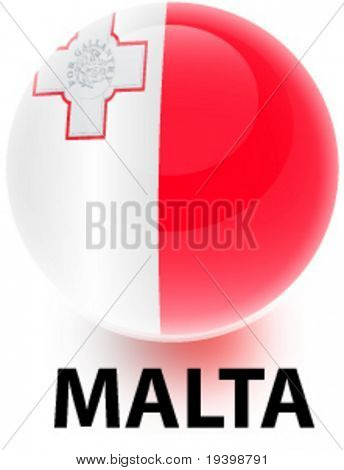 Orb Malta Flag