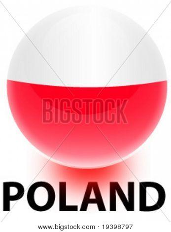 Orb Poland Flag