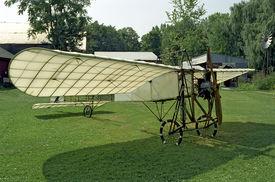 French Airplane Circa 1909