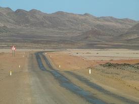 Namibian Atmosphere