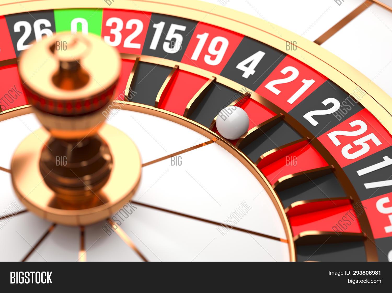 Luxury Casino Roulette Image Photo Free Trial Bigstock