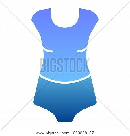 Tshirt And Panties Flat Icon. Woman Underware Color Icons In Trendy Flat Style. Lady Underclothes Gr