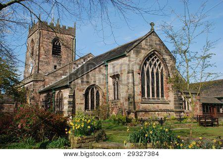 Croston Parish Church