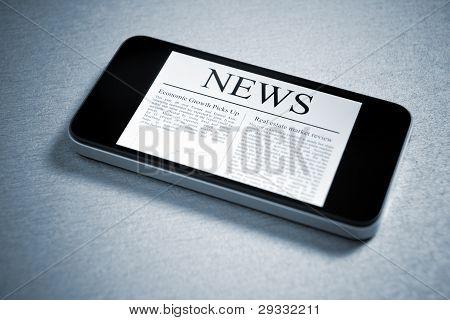 Nachrichten zum Thema mobile smartphone
