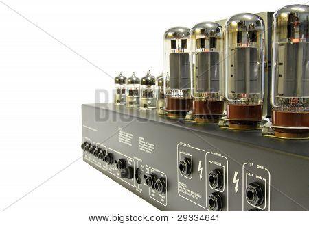 Vintage style amplifier