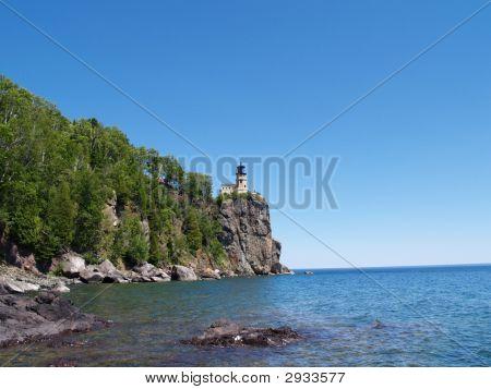 Split Rock Light House (Distant)