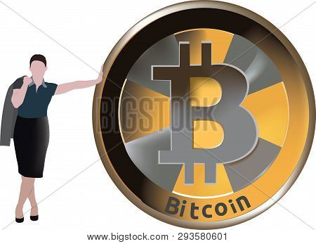 Bitcoin Virtual Currency Crypto Bitcoin Virtual Currency Crypto Currency