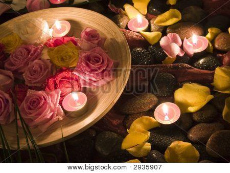 Spa Roses