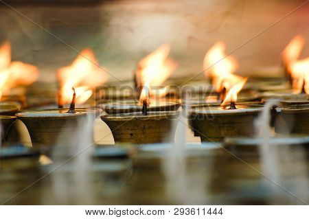 Chinese Traditional Oil Lamps