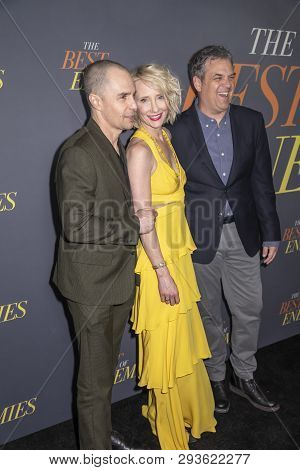 The Best Of Enemies - Ny Premiere