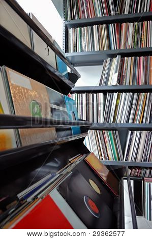 Vinyl Records Collection