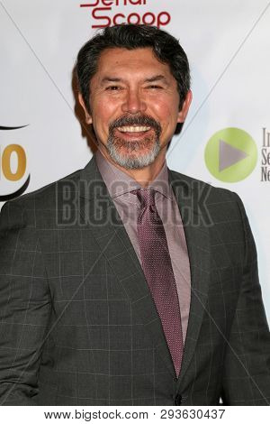 LOS ANGELES - APR 3:  Lou Diamond Phillips at the 10th Indie Series Awards at the Colony Theater on April 3, 2019 in Burbank, CA
