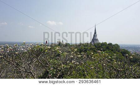 Phra Nakon Kiri Temple Complex In Thailand